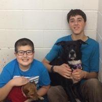 Tls Sunbury Students Visit The Humane Society Of Delaware County